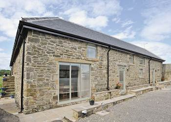 Millers Barn 5 star sleeps 5 over 3 bedrooms near Beamish, Durham, Gateshead & Newcastle