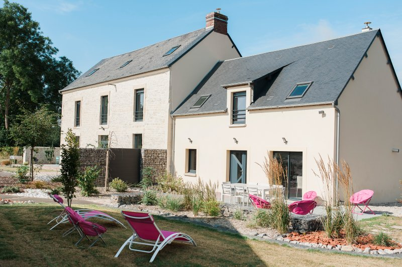 gite 6/8 bayeux-caen, vacation rental in Tracy-Bocage