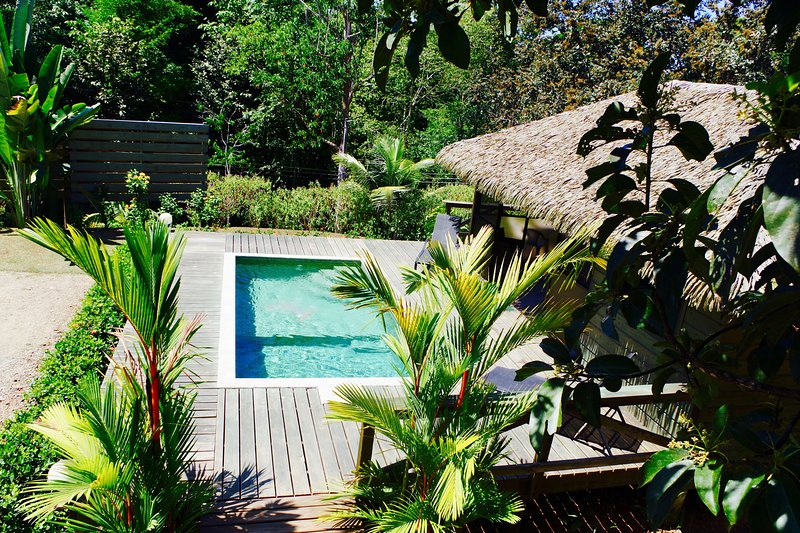 very nice tropical wooden guesthouse, holiday rental in San Carlos