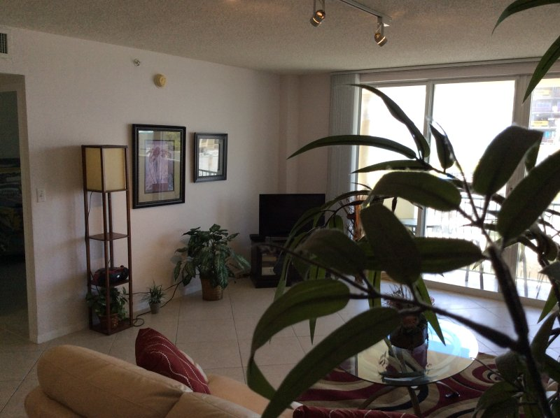Beautiful condo on the beach, Bal Harbour Florida, holiday rental in Bay Harbor Islands