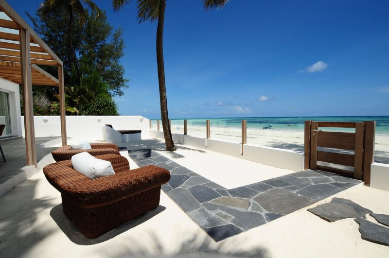 Private beach Villa Amani Home, vacation rental in Zanzibar Island