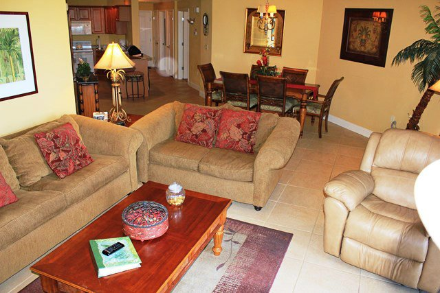 Addtional View of Living Room