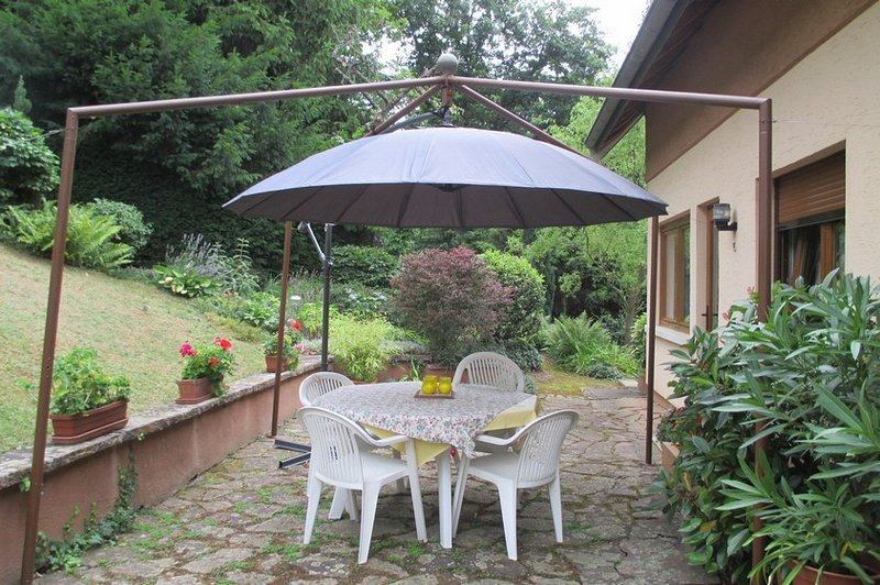 Gîte du Vignoble dans un petit village sur la route des vins, casa vacanza a Guebwiller