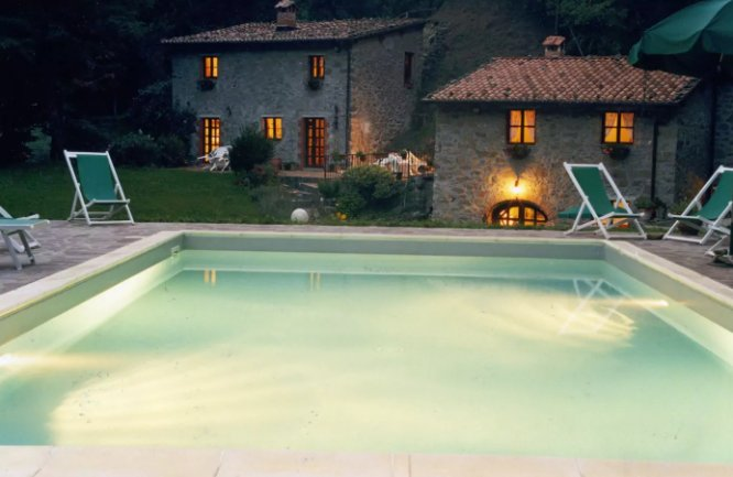Lucca - Garfagnana: Cottages on a River, vacation rental in San Romano