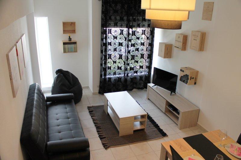 Saladina Apartment - 2 rooms - city centre, vacation rental in Cajados
