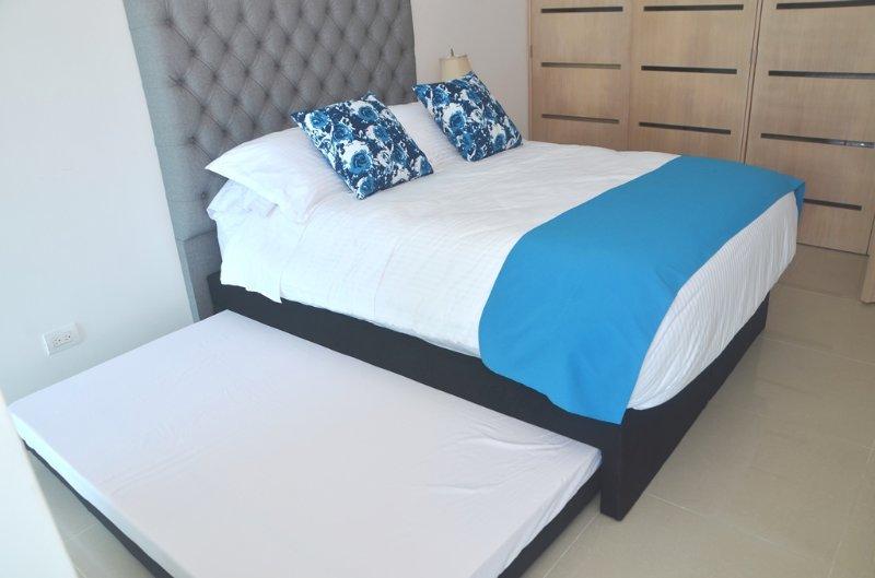Espectacular Apartamento en Morros, holiday rental in La Boquilla