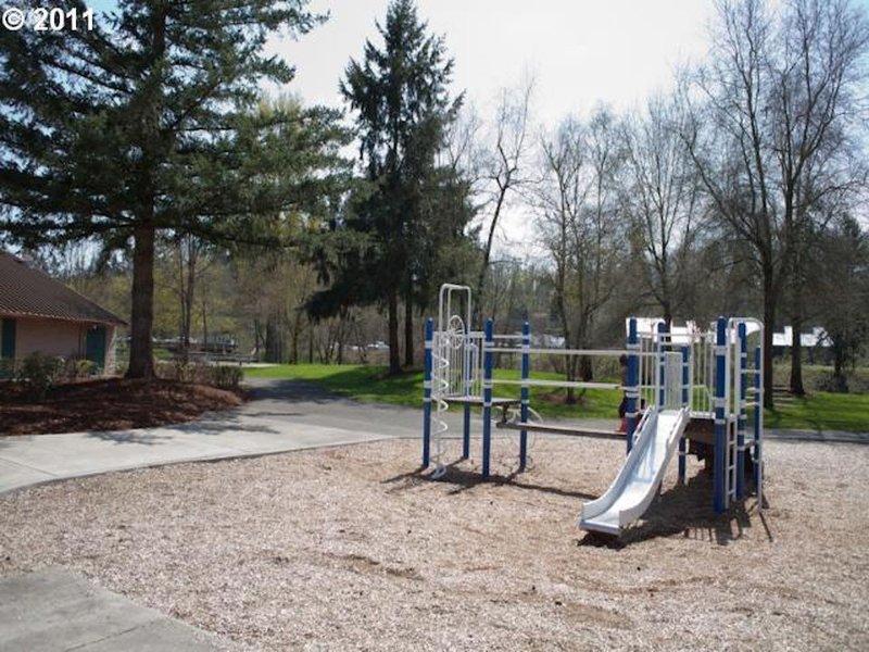 niños agradables gimnasio de la selva y el parque