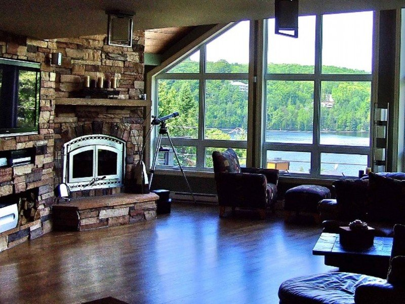 Panoramic - (221346), holiday rental in Sainte-Lucie-des-Laurentides