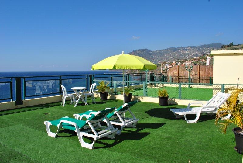 Penthouse Apartment with Mountain & Ocean View, location de vacances à Funchal