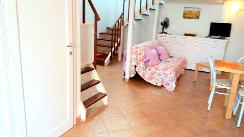 Brand new and charming apartment in Sperlonga !!