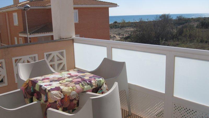 Apartamento Playa de Oliva, holiday rental in Oliva