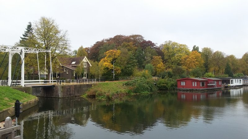 lovely walk from the doorstep around a small lake (or large pond) where you can swim in summer