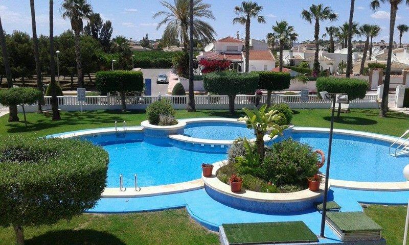 Sunshine Oasis set among palms situated 30 minutes drive from Alicante Airport., aluguéis de temporada em Ciudad Quesada