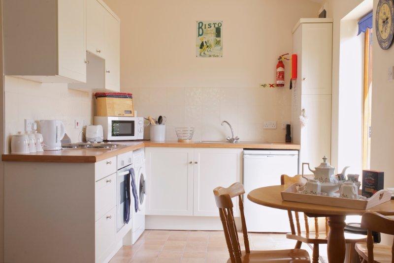 Ashton cottage one  kitchen