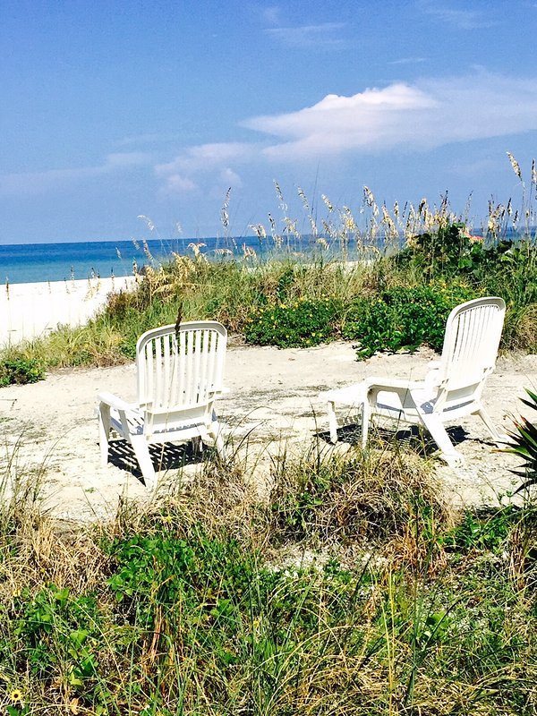 Su Zona privada de playa