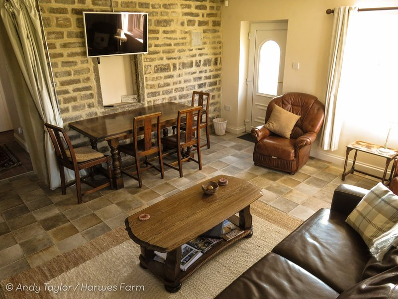 Harwes Farm Cottage, holiday rental in Lothersdale