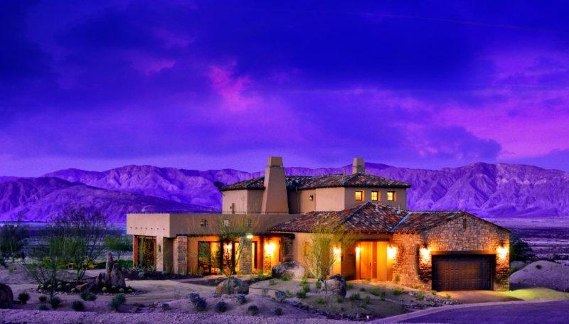 Scenic Tuscan Luxury Home on Resort Golf Course!, location de vacances à Borrego Springs