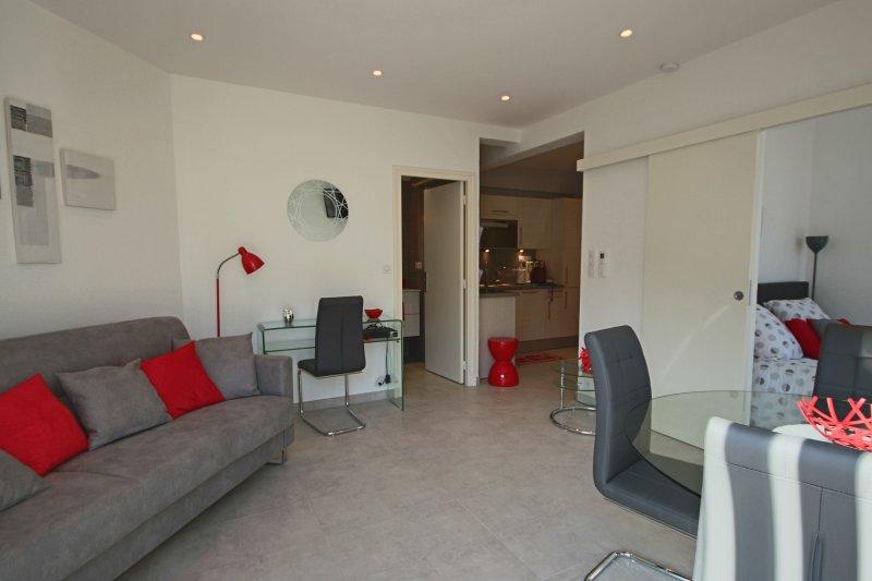 Superbe appartement refait à neuf, location de vacances à Saint-André-de-la-Roche