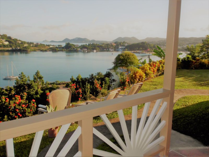 Affordable, Tranquil, Bay View Apartment, holiday rental in Castries