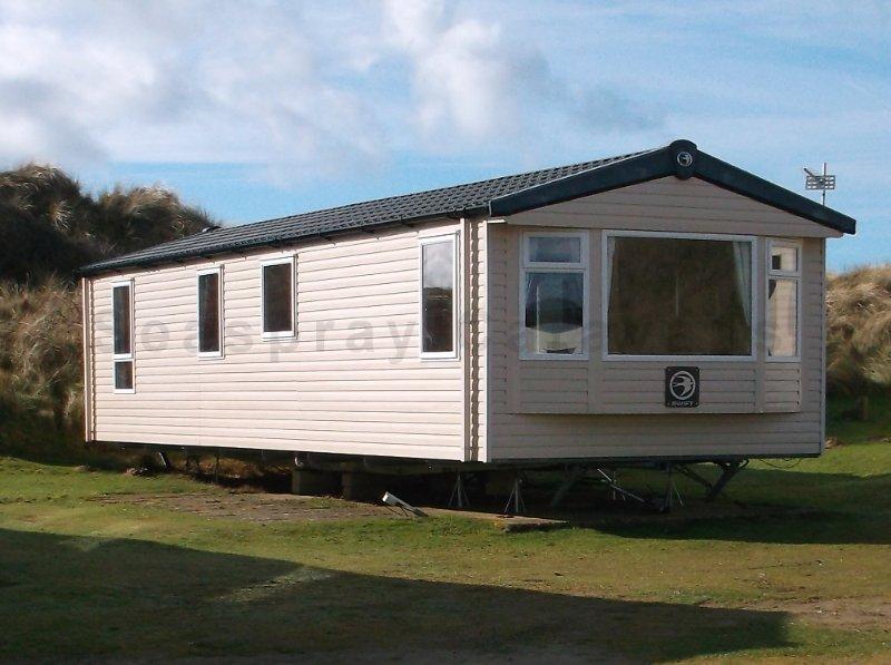 272 Piran Point Caravan Haven Perran Sands, Perranporth, Cornwall. Perranporth, Ferienwohnung in Perranporth