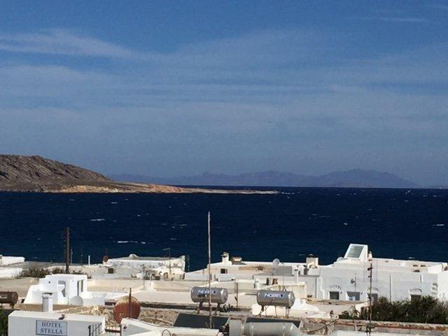 Naousa Bay and Mykonos