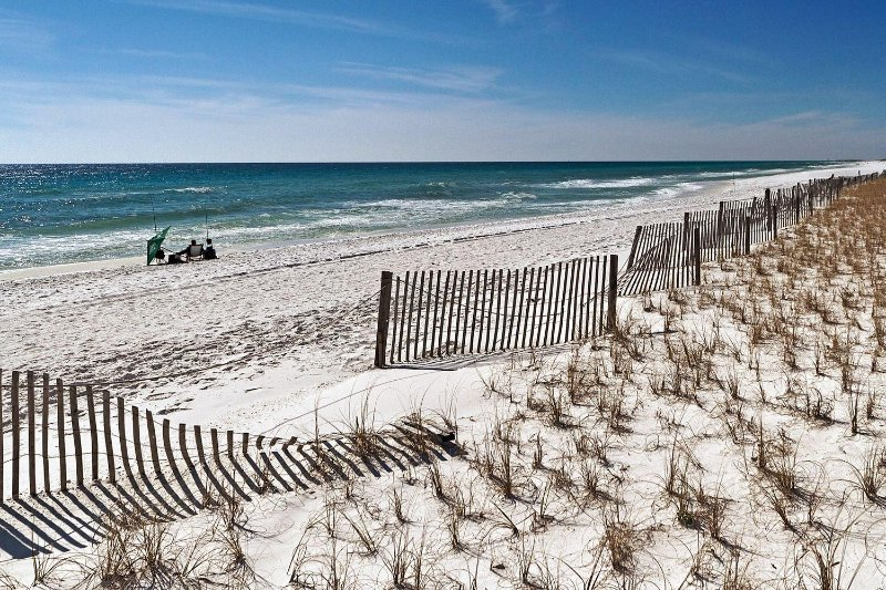 SkyRun Property - 'Now or Never 9117' - Ah! The Beach! - What wonderful Beaches Sandpiper Cove Resort has to Offer!