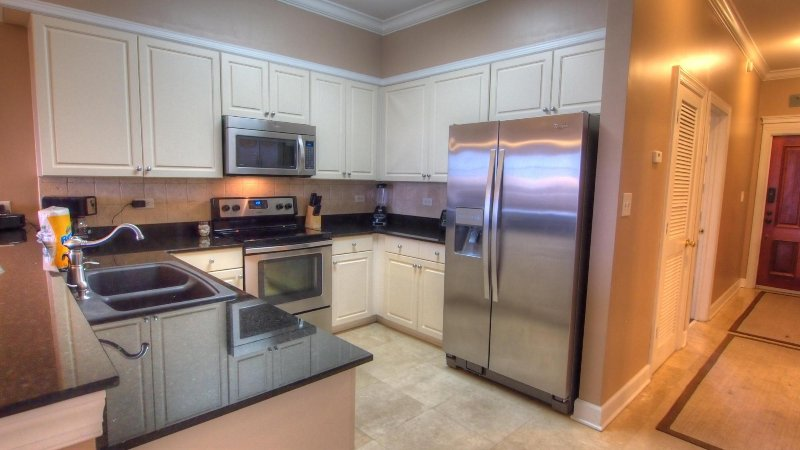 Kitchen - All new appliances with granite counters