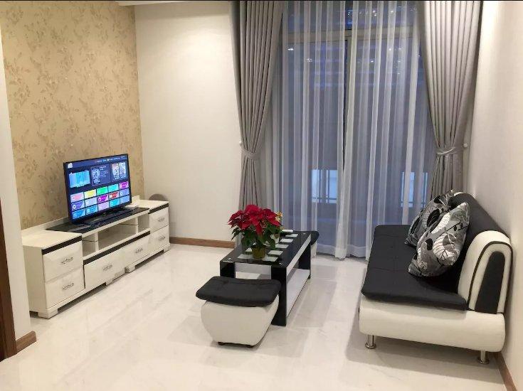 Brandnew fresh-air & quiet condo, holiday rental in Ho Chi Minh City
