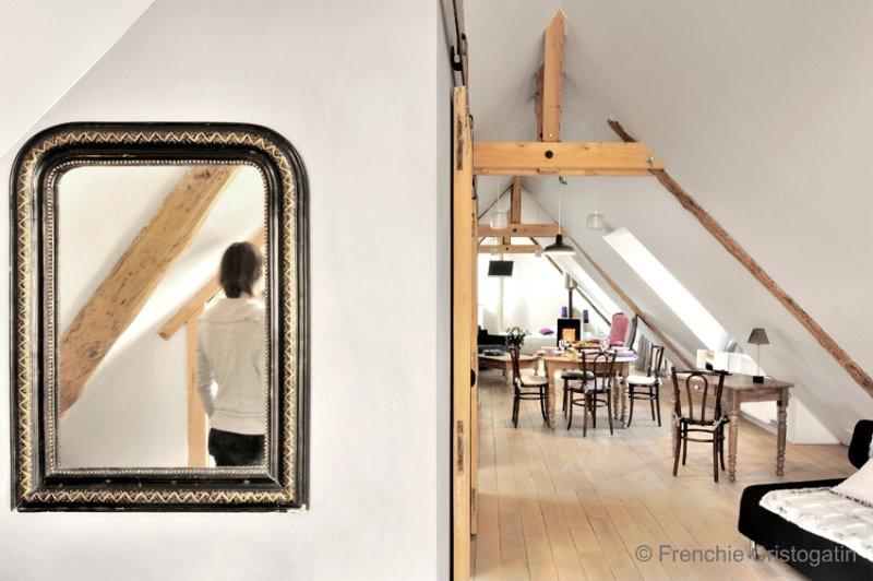 LOFT A LA CAMPAGNE, holiday rental in Aillon-le-Jeune