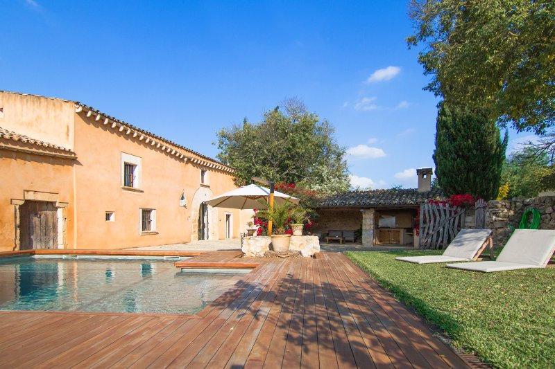 Finca Can Mir, vacation rental in Buger