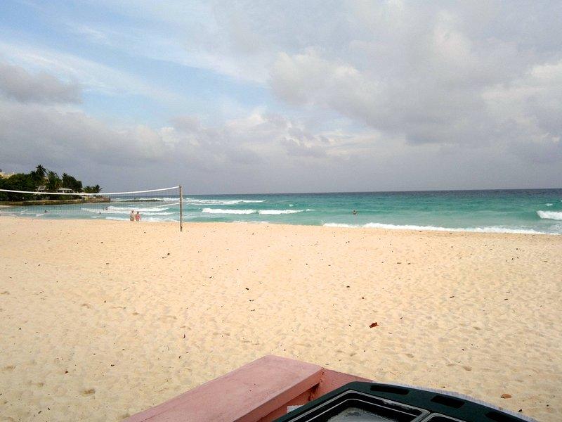 Superbes plages de la côte sud
