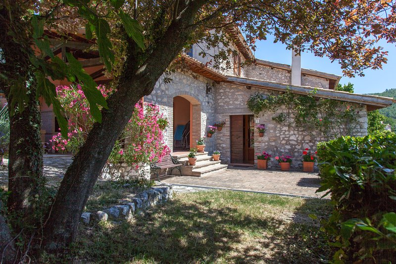Country Villa, holiday rental in Spoleto