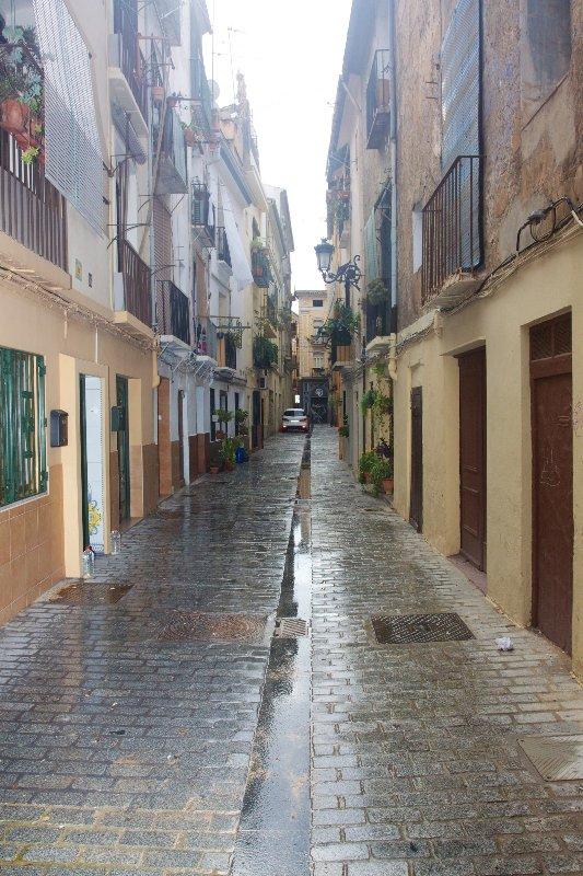cañete street