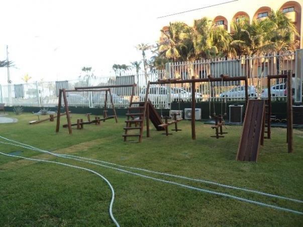 Parque infantil en el Fun Residencial VG.