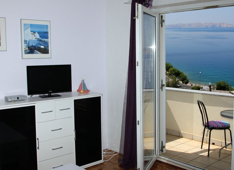 Apartman Bobinac 1, location de vacances à Senj