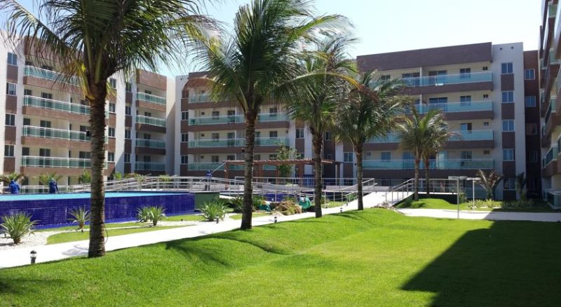zona de ocio con piscinas residenciales VG Diversión