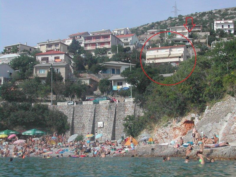 Apartman Bobinac 4, location de vacances à Senj