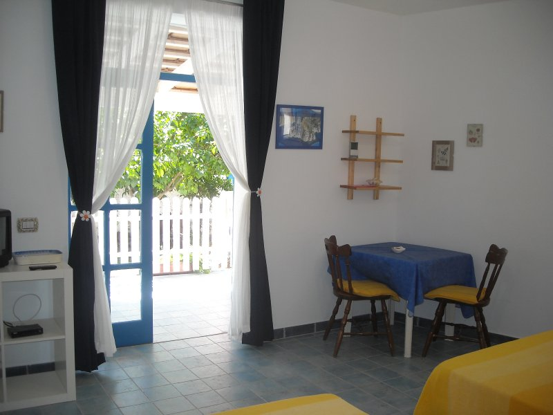 azzurro limone, holiday rental in Centola