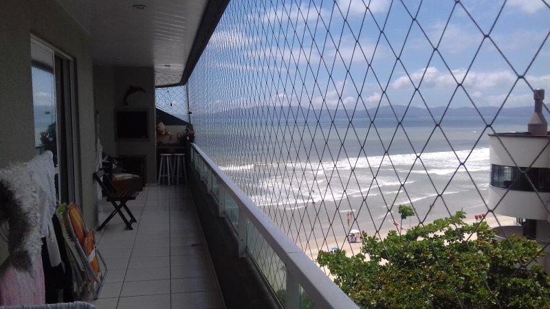 Apartamento com vista para o mar, casa vacanza a Canelinha