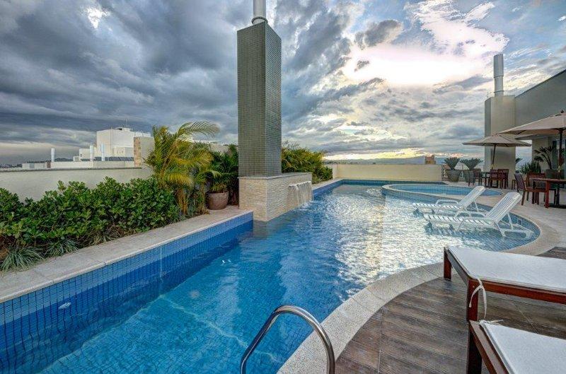 Penthouse con vista