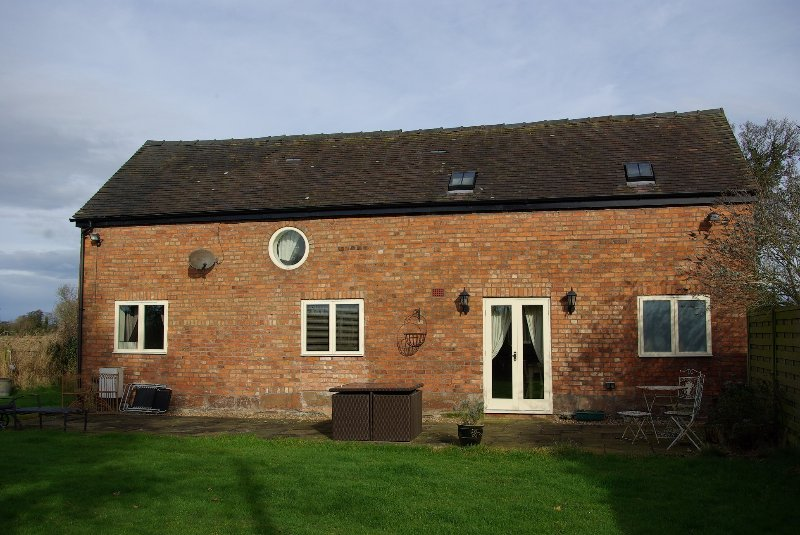 Pinfold Barn detached country cottage, location de vacances à Cheshire
