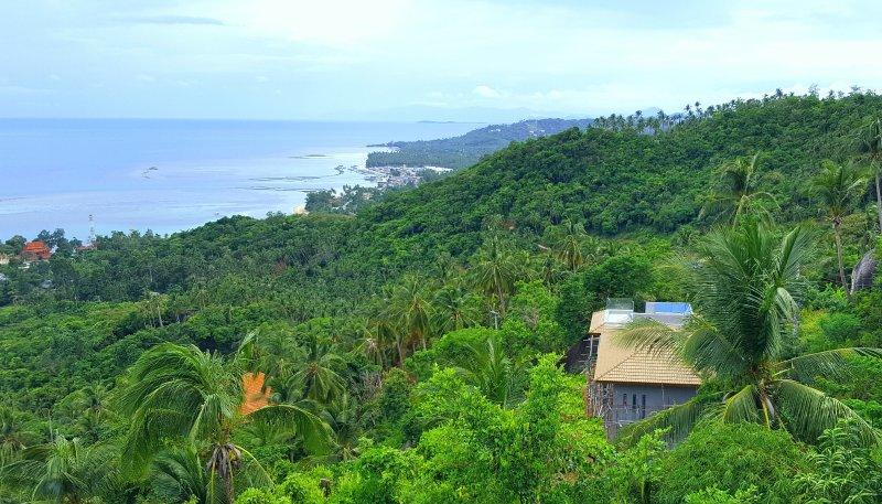 Questa villa è un santuario di calma, ma solo a pochi minuti da Lamai & diverse spiagge