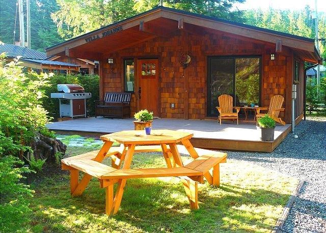Villa Johanne cottage.