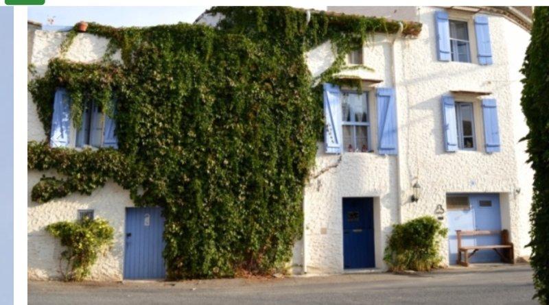 Beautiful village house