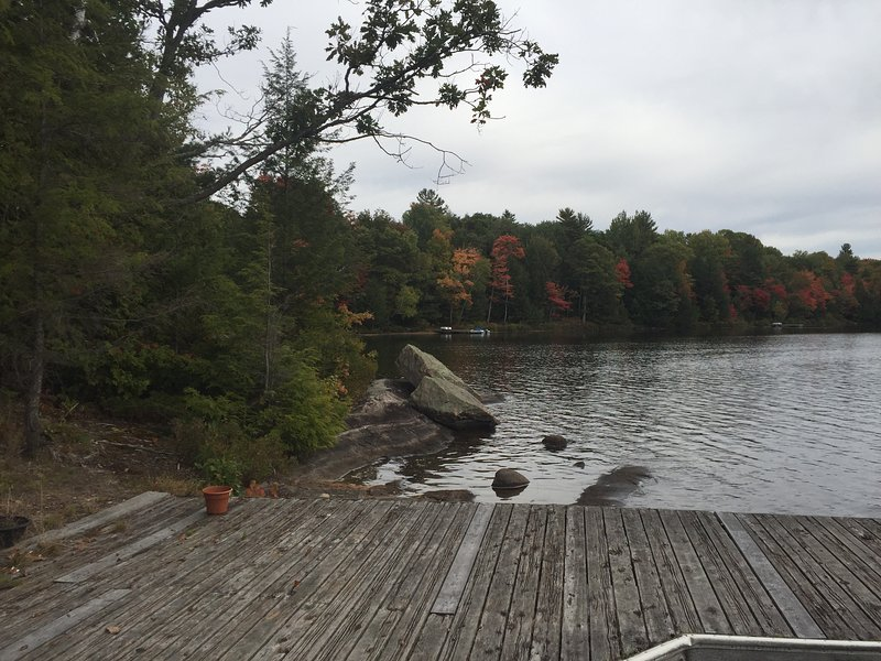 Muskoka, bass lake Cottage No. 2, holiday rental in Seguin Township