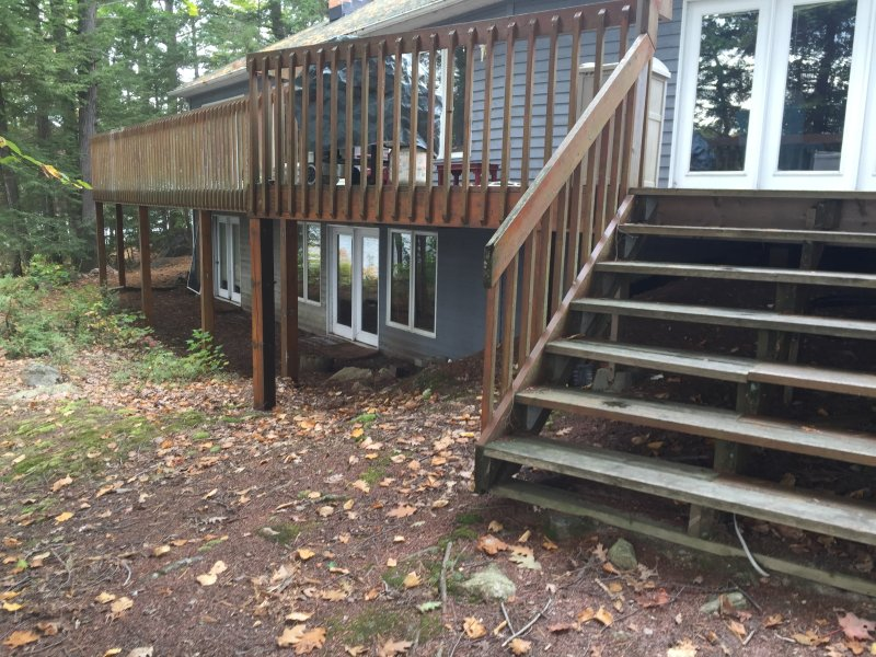 Muskoka, bass lake, holiday rental in Seguin Township