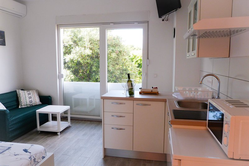 Studio apartment Kali, holiday rental in Ugljan Island