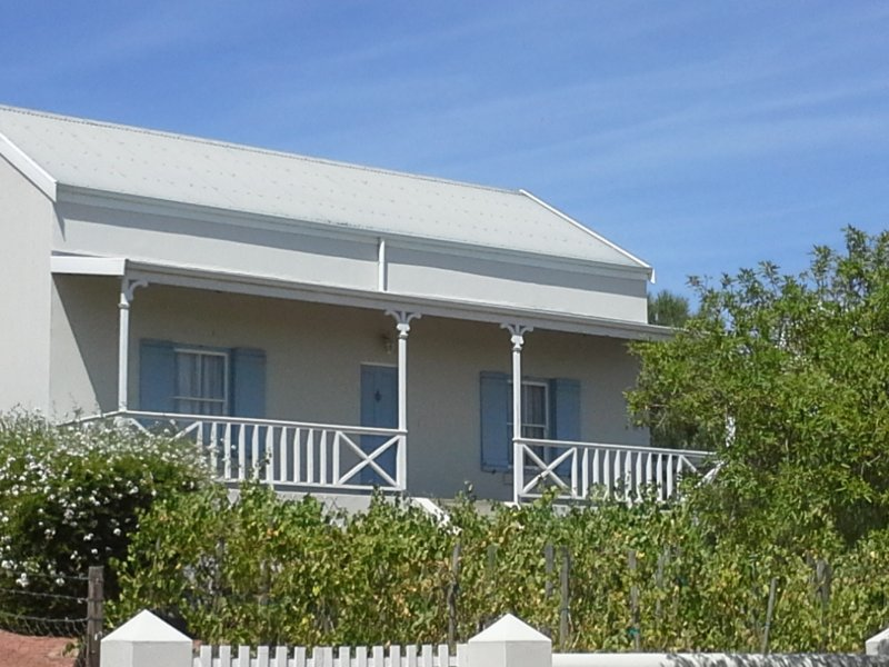 vineyard cottage darling, holiday rental in Grotto Bay