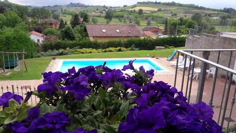 Villa Sofia holidays Piemonte, location de vacances à Pontetto