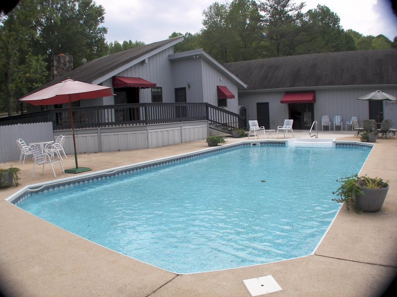Chattanooga Vacation pool Wifi suntan Bed, vakantiewoning in Chickamauga